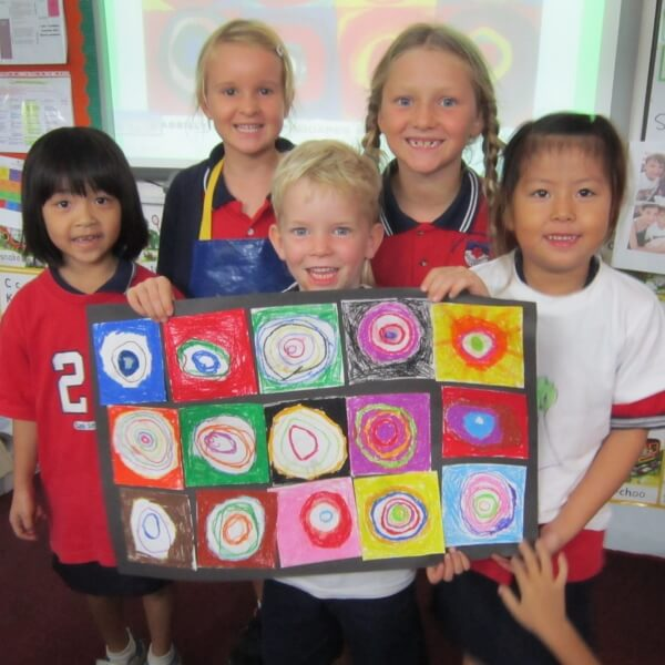 Key Stage 1 Classes Join Together For Arts Programme