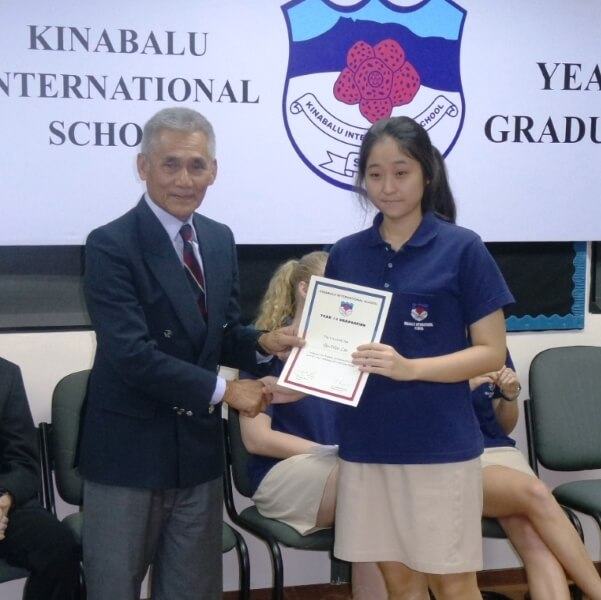Graduation Ceremony for our Year 13 Students