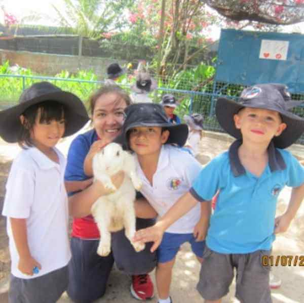 F2 Trip to Crocodile Farm