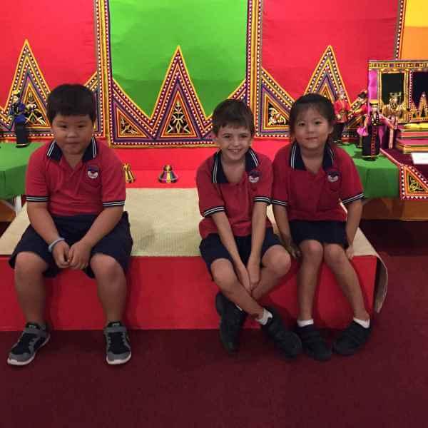 Year 1 Visit Chanteek Borneo
