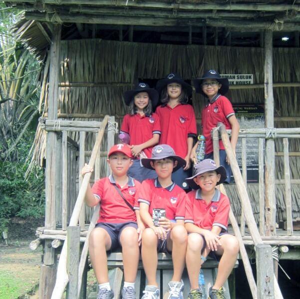 Year 5 Visit Sabah Museum