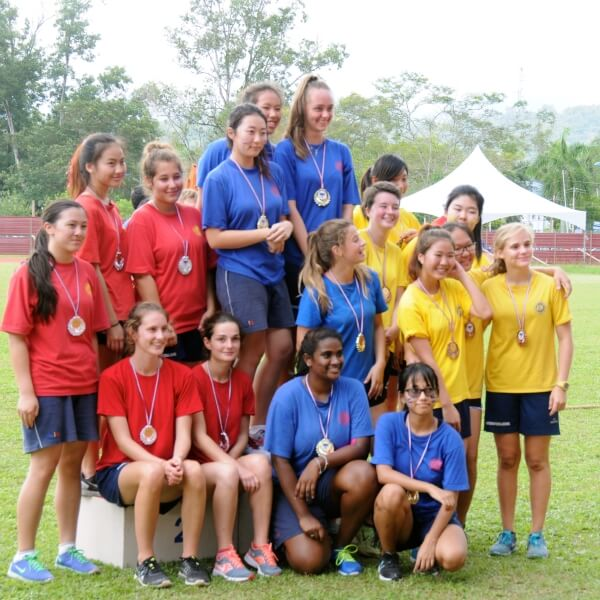 Secondary Sports Day Success