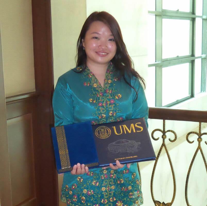 Congratulations to Ms Felicia Cheong