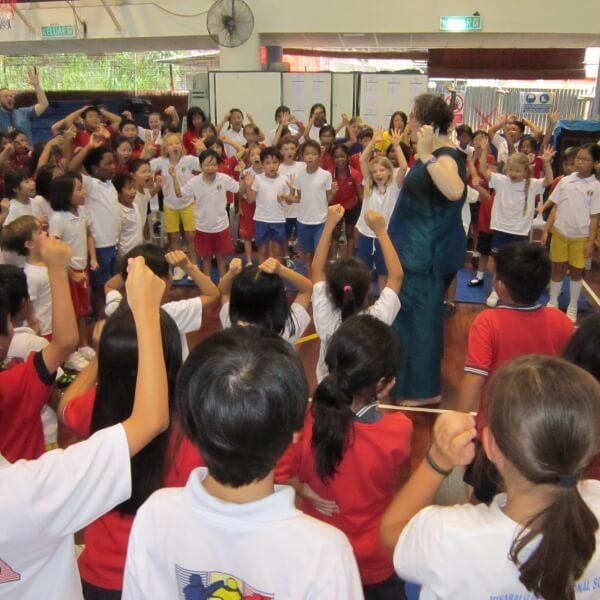 Interactive Storytelling Workshops Engage Students