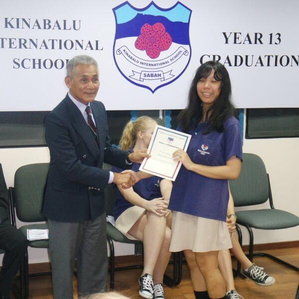 KIS A Level Students Achieve Worldwide Examination Awards