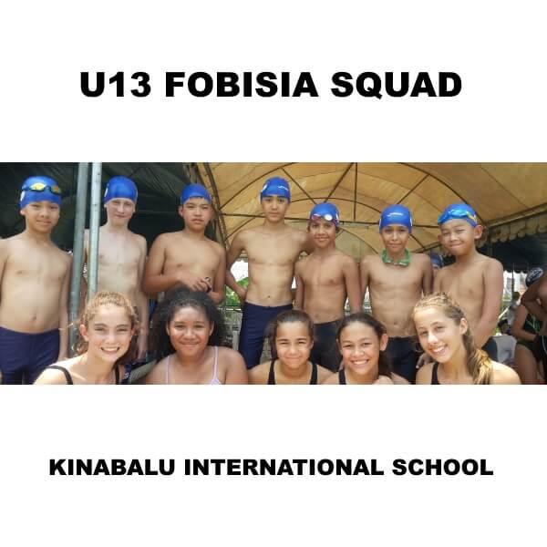 FOBISIA U13 Report 18th March