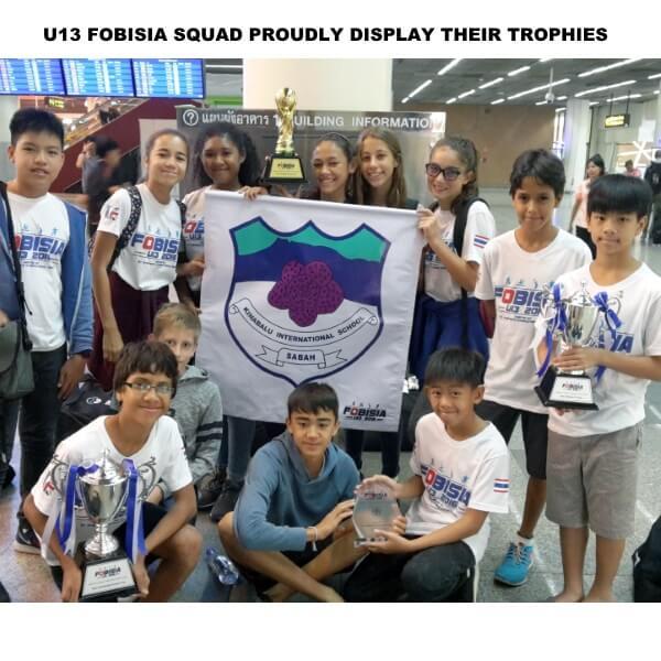 U13 FOBISIA Games Reach a Successful End