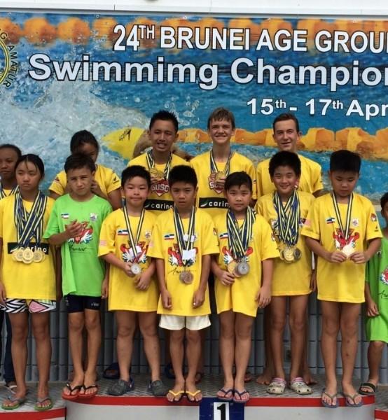 Spotlight on Swimming