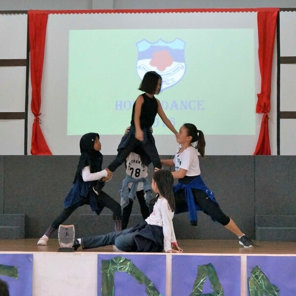 KIS House Dance Competition