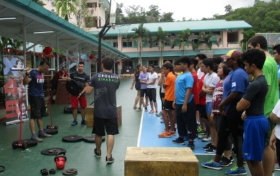 KIS' First Fitness Festival