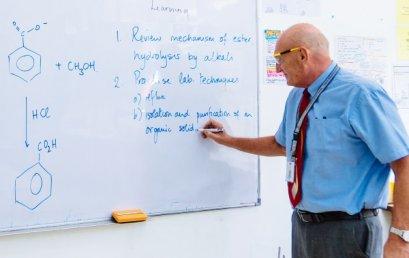 Teacher Tuesday: Meet Mr Davies