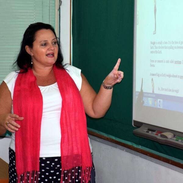 Teacher Tuesday: Meet Ms Laura Davies