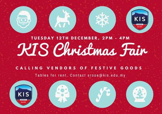 KIS Christmas Fair