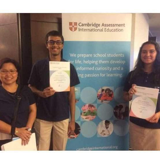 Cambridge International Examination Success