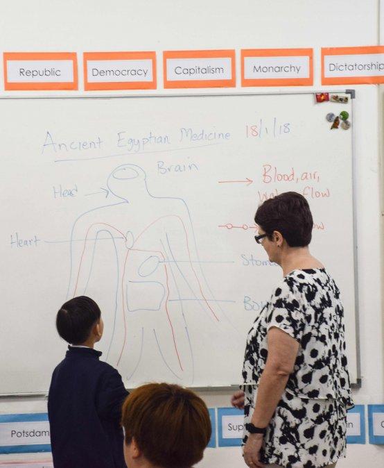 Teacher Tuesday – Mrs Louise Davis