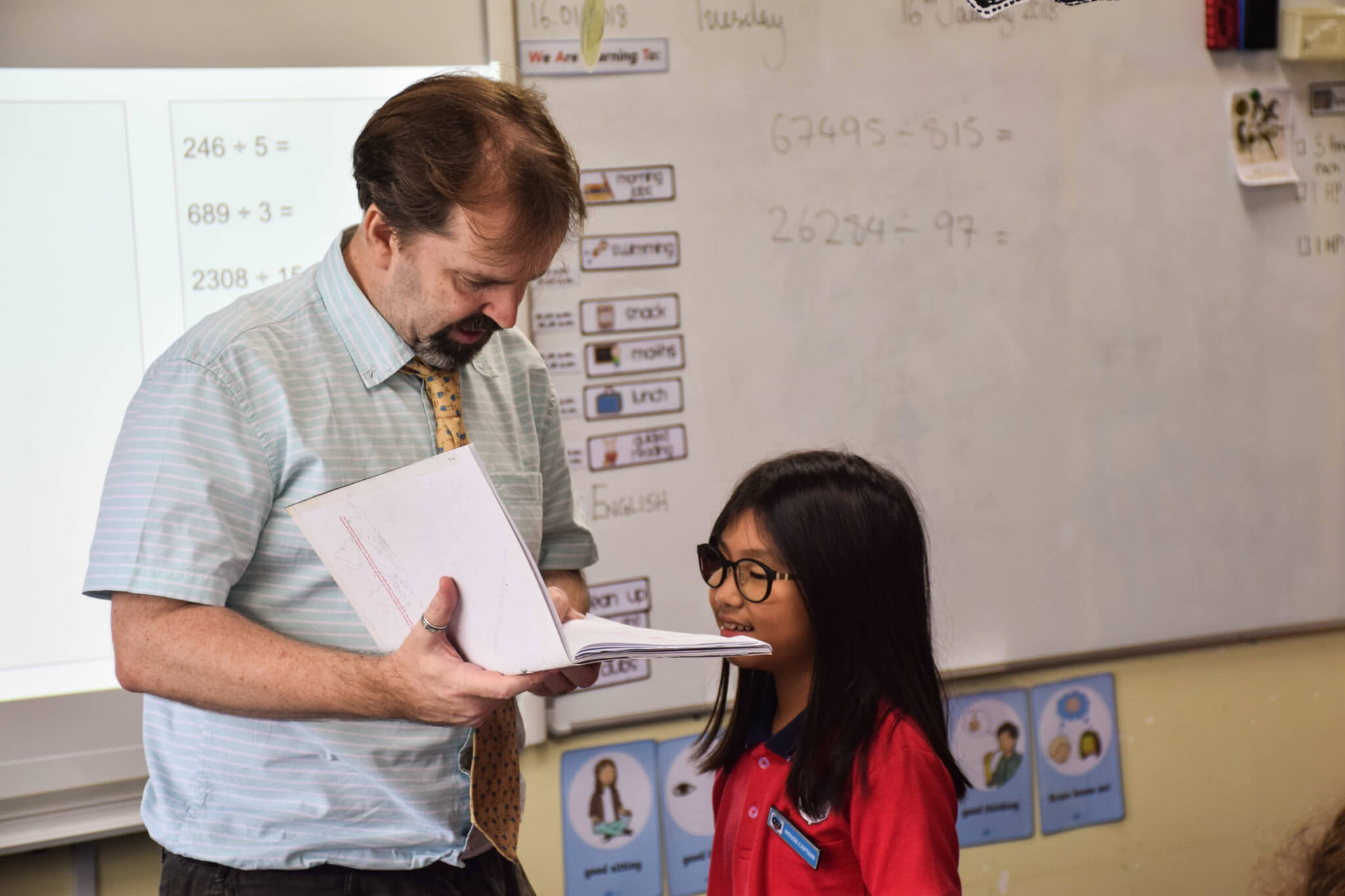 Teacher Tuesday – Mr Dougal Fletcher