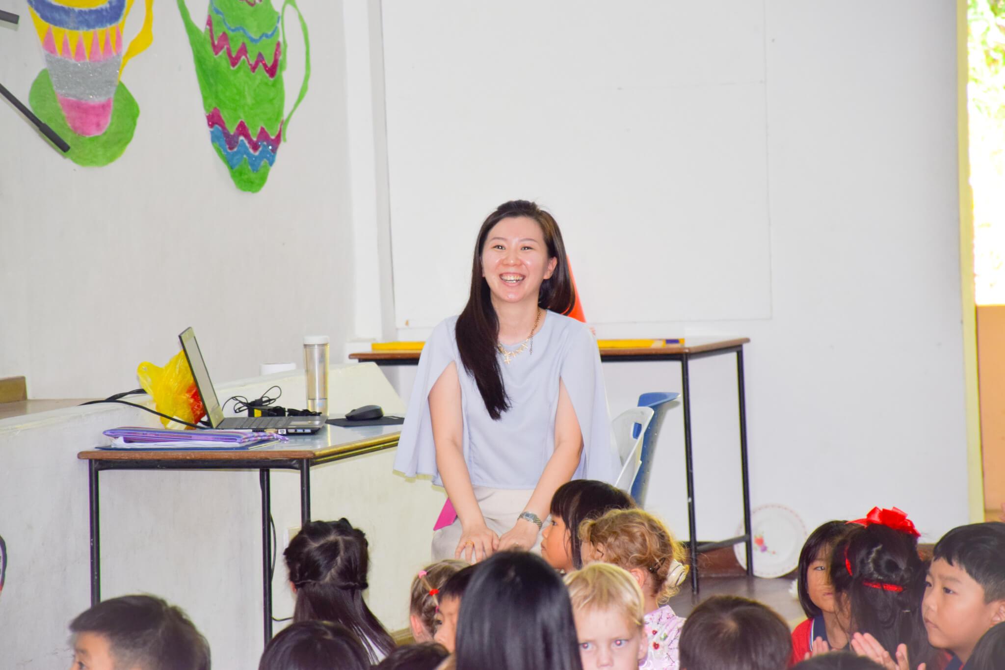 Teacher Tuesday – Ms Jowene Chia
