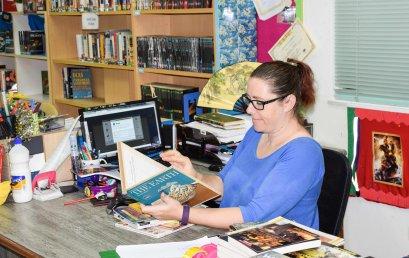 Teacher Tuesday – Mrs Frances Colbeck
