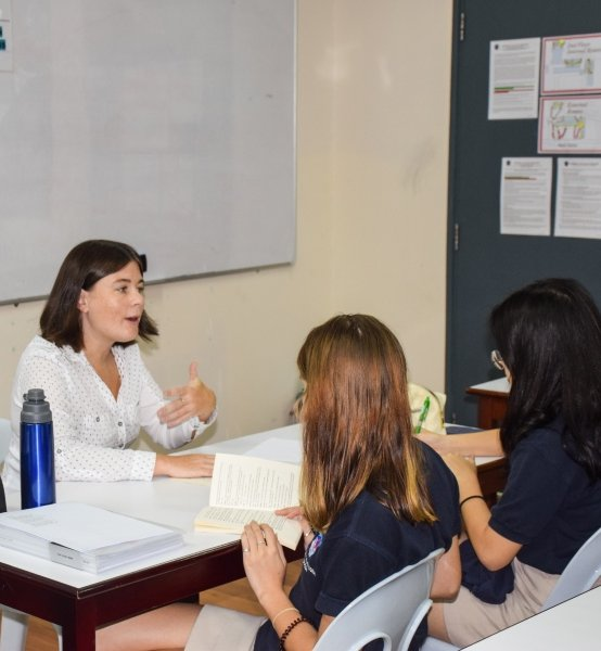 Teacher Tuesday – Ms Emily Colley