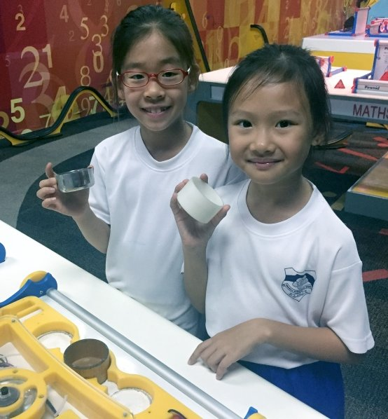 Year 4 Trip to Petrosains