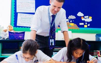 Teacher Tuesday – Mr Stuart Burrows