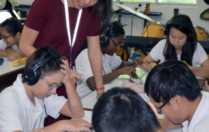 Teacher Tuesday – Ms Charmaine Ku