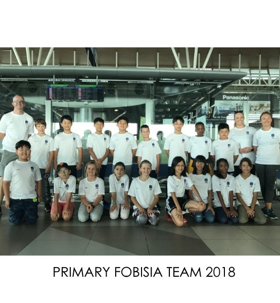Primary FOBISIA Games Success