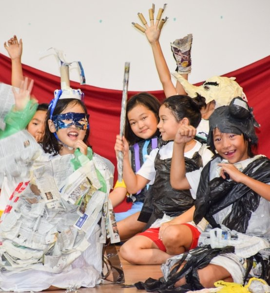 Primary House Event: Trashion Show