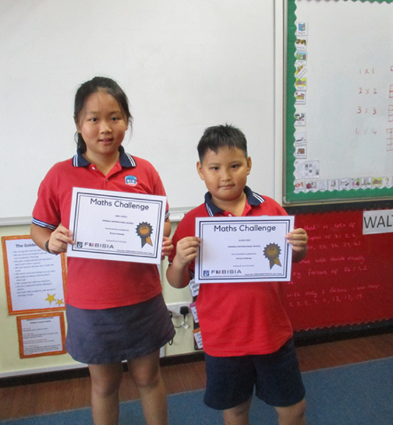 FOBISIA Online Maths Challenge Success