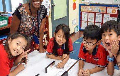 Teacher Tuesday – Mrs Daphne Hyndman