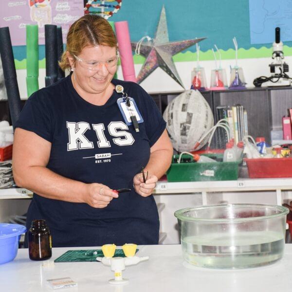 Teacher Tuesday – Ms Laura Jane Service