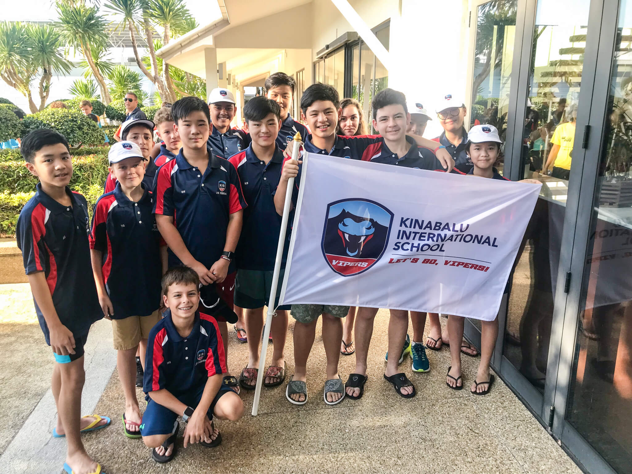 U13 FOBISIA Success